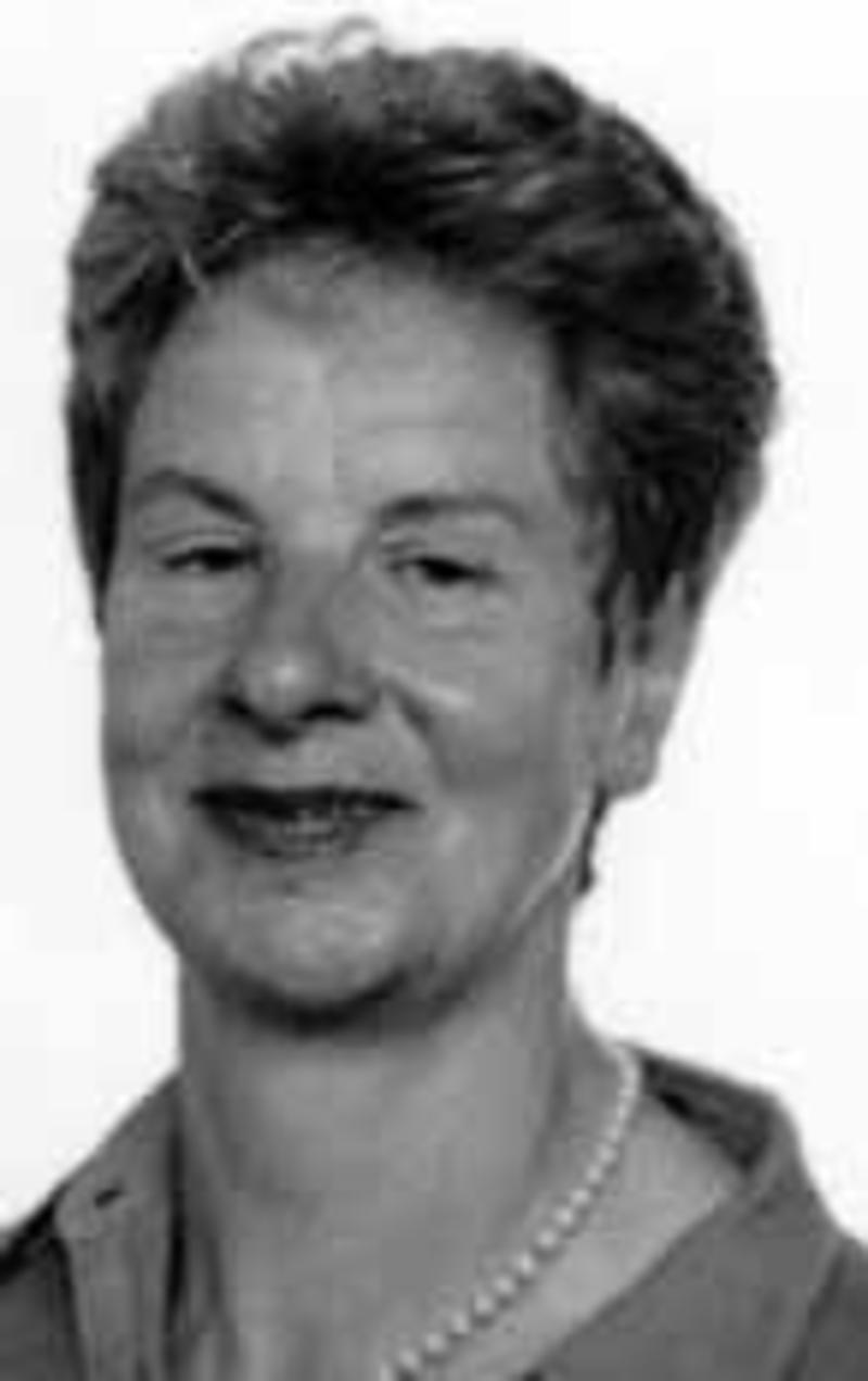 Prof Dr Dorothea Bartels Akademie Der Wissenschaften Und